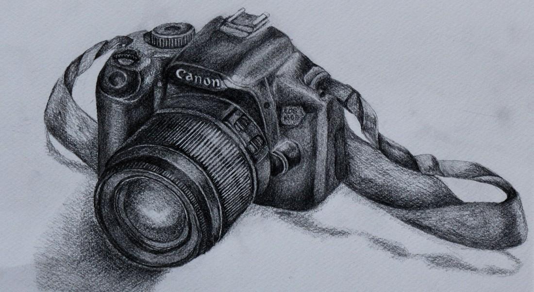 Академический рисунок - фото