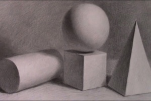 Основы линейно-конструктивного рисунка