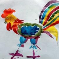 Рисование в младшей группе — фото