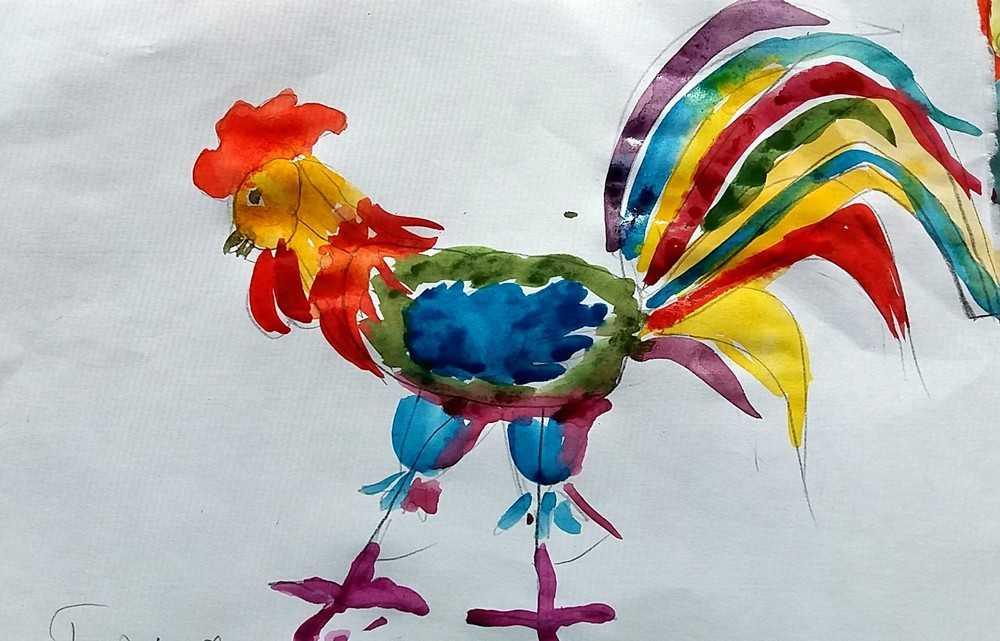 Рисунок. Акварель. Карандаш. Обучение рисунку детей. Краснодар. Марьянская