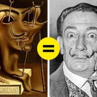 12 известных картин, в которых были обнаружены скрытые автопортреты великих художников