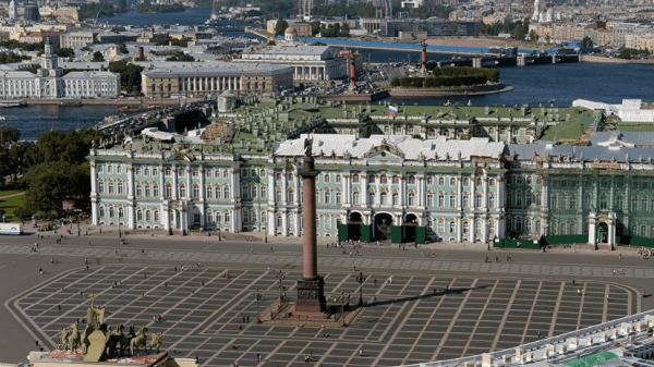 Эрмитаж станет площадкой для Тотального диктанта в Петербурге