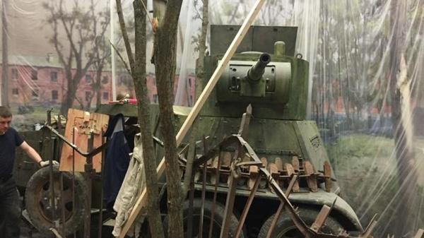 В Музее Победы рассказали о планах по созданию новой экспозиции