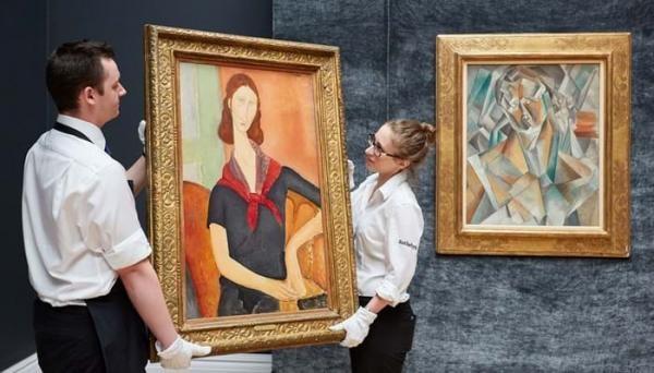 Кризис увеличивает спрос на кредиты под залог искусства                             ARTinvestment.RU18 марта 2020