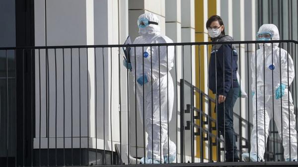 Ещё 14 случаев: что известно о новых заболевших коронавирусом россиянах