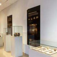 В «Новом Иерусалиме» открылась выставка «Боевые топоры Подмосковья»
