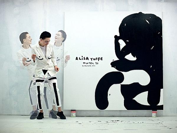 Алиса Йоффе: «Я рисунки воспринимаю как некие объекты»