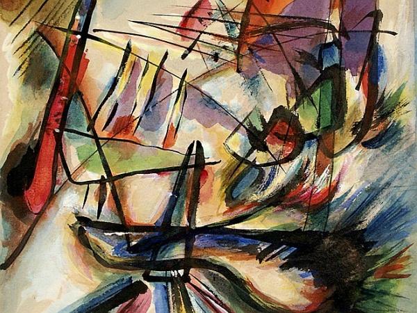 Андрей Сарабьянов рассказал о потрясающей находке неизвестных картин русского авангарда
