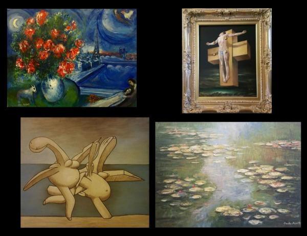 Кредиторы в Великобритании разыскивают картины стоимостью £6 млн                             ARTinvestment.RU19 марта 2020