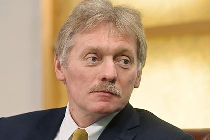 Кремль вновь опроверг возможность закрытия Москвы из-за коронавируса