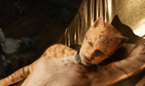 Мюзикл «Кошки» получил «Золотую малину» как самый худший фильм