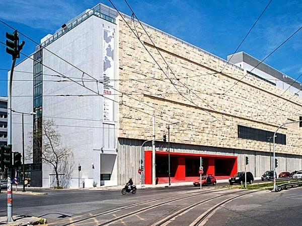 Национальный музей современного искусства в Афинах наконец открылся