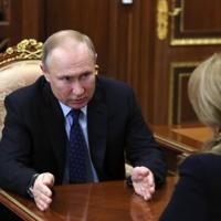 Путин высказался оголосовании попоправкам кКонституции