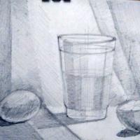 № 11. Урок рисования — карандаш. Старшая группа «АкРис»