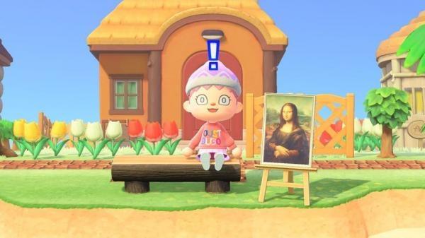 «Мона Лиза» выставлена на продажу. В Animal Crossing                             ARTinvestment.RU27 апреля 2020