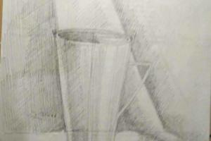7.4 Урок рисования — карандаш. Старшая группа «АкРис»