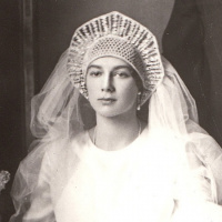 Александра Олсуфьева, русская княжна с римским профилем