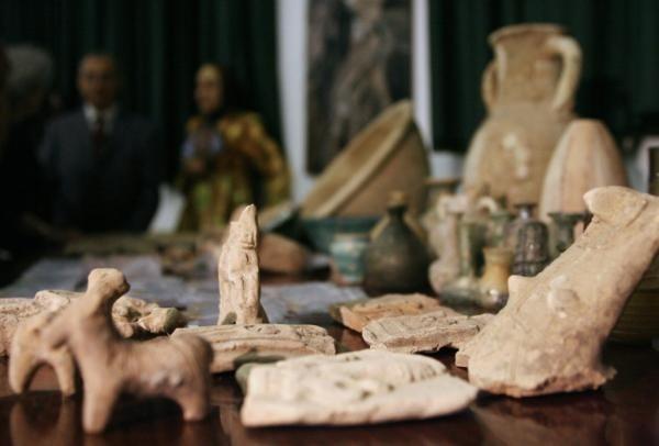 Более 90 % предметов искусства Ближнего Востока на рынке Германии сомнительного происхождения?                             ARTinvestment.RU07 апреля 2020