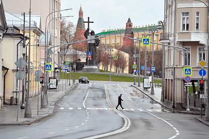 Кремль «после майских» решит вопрос овыходе изсамоизоляции