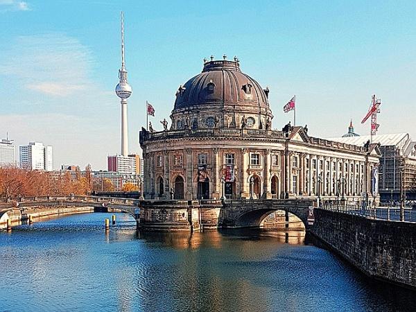 Музеи Германии открываются с соблюдением мер предосторожности