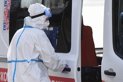 Названы серьезные очаги коронавируса вРоссии