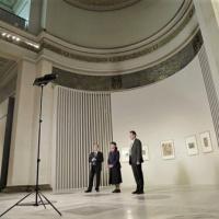 «Открытый музей» приглашает в Пинакотеку, Брайденсе, Мультимедиа Арт Музей