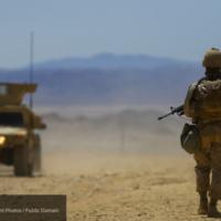 Пользователи соцсетей усомнились в убийстве американского военнослужащего в Сирии