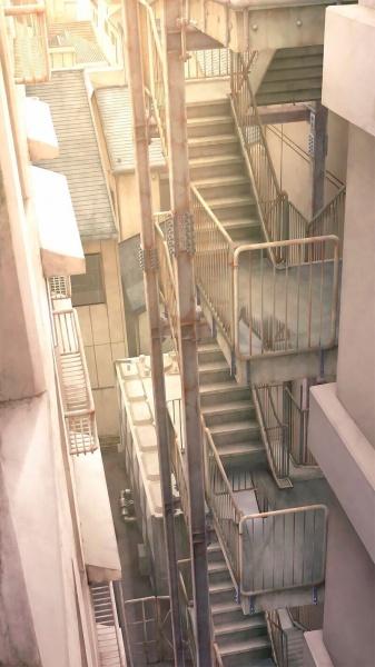Потрясающие рисунки Коуки Икегамиа, которые выглядят как кадры из аниме
