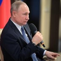 Путин снова обратится кнации