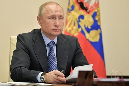 Путин выступит сбольшим обращением