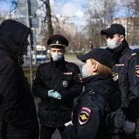 Раскрыта инструкция для полицейских навремя всеобщей изоляции вМоскве