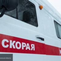 Трое направлявшихся на вызов сотрудников «скорой» пострадали в ДТП в Кузбассе