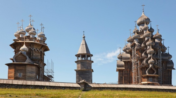 В Кижах завершена 11-летняя реставрация церкви Преображения Господня