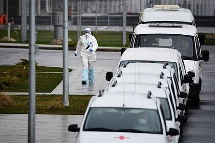 В Москве умерли еще 65человек скоронавирусом