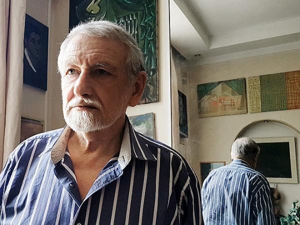 Александр Юликов: «Я согласен, что делаю медитативное искусство»