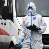 Число случаев заражения коронавирусом вРоссии превысило 200тысяч