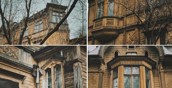 «Дом спривидениями» вПетербурге продали нааукционе за5,63 млн рублей