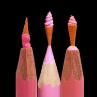 Художник изБашкортостана берет обычные карандаши ипревращает ихвшедевры