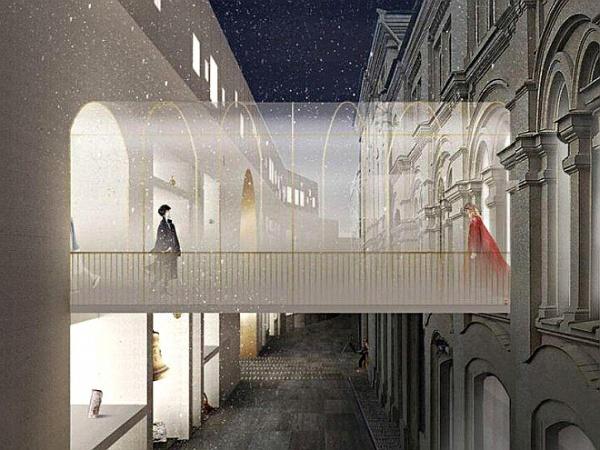 Музеи Московского Кремля подведут итоги конкурса на название нового здания летом