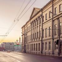 Музей архитектуры им. А.В.Щусева объявил конкурс на новый логотип