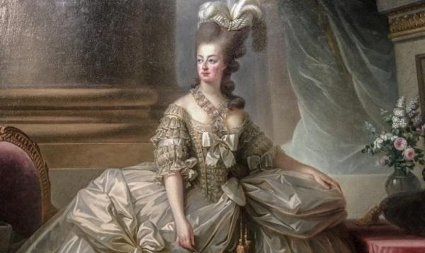 Салфетка Марии Антуанетты была продана нааукционе вВерсале за14,5 тысяч евро