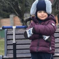 Сын Ксении Собчак спел «Калинку»
