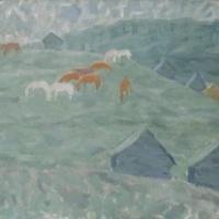 Умерла живописец Ираида Соколова