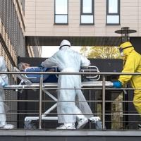 В Москве умерли еще 50человек скоронавирусом