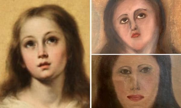 Копия работы Мурильо пострадала от рук непрофессионального реставратора в Испании                             ARTinvestment.RU23 июня 2020