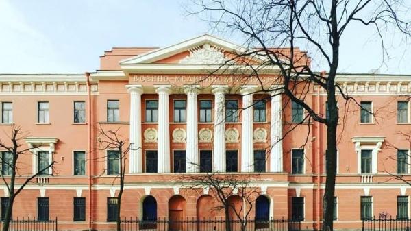 Военно-медицинский музей в Петербурге готовит проект о коронавирусе