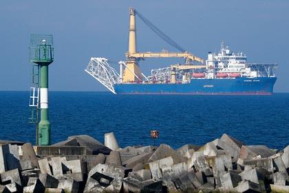 Дания ответила напросьбу России по «Северному потоку-2»