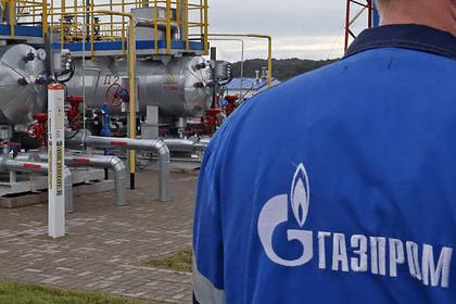 «Газпром» начал демонтаж труб для транзита через Украину