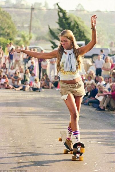 Калифорния в70-е— золотой век скейтерской культуры