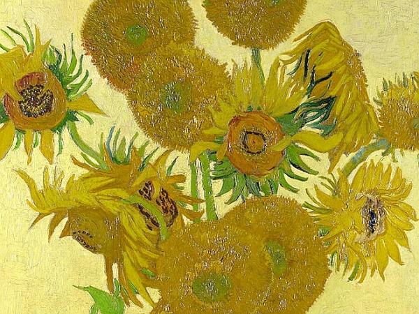 «Подсолнухи» ван Гога из-за карантина не вернутся в Лондон почти год